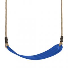 Elastischer Schaukelsitz EVA FlexRider Blau